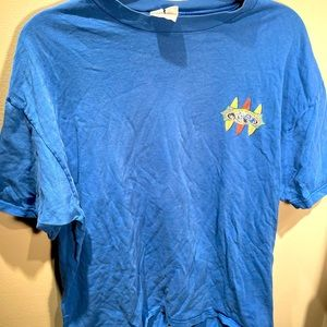 Vintage Hawaii surf team shirt xl